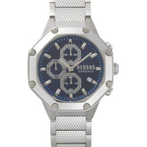 Versace Versus Silver Watch